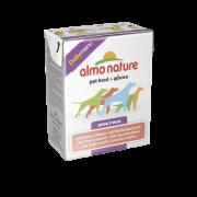 Almo Nature Koiran märkäruoka  : DailyMenu Adult Dog Tuna and Salmon shoppaile edullisesti