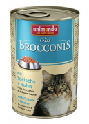 Animonda Brocconis Cat con Merluzzo & Pollo 400 g