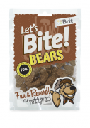 Brit Let's Bite - Bears 150 g