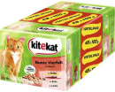KitekatColorful Variety in Sauce 48 pouches 100 g