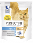 Perfect Fit Light 1 + Rico en Pollo 750 g
