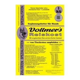 Vollmer's Dieta de Arroz - Alimentos 1 kg