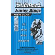 Koiranruoka Vollmers Junior Ringe - Gluten-free 1 kg