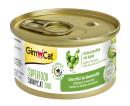 GimCat Superfood ShinyCat Duo Filet de Poulet aux Pommes