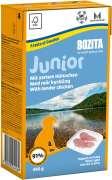 Bouchées en gelée Junior au Poulet - EAN: 7300330042569