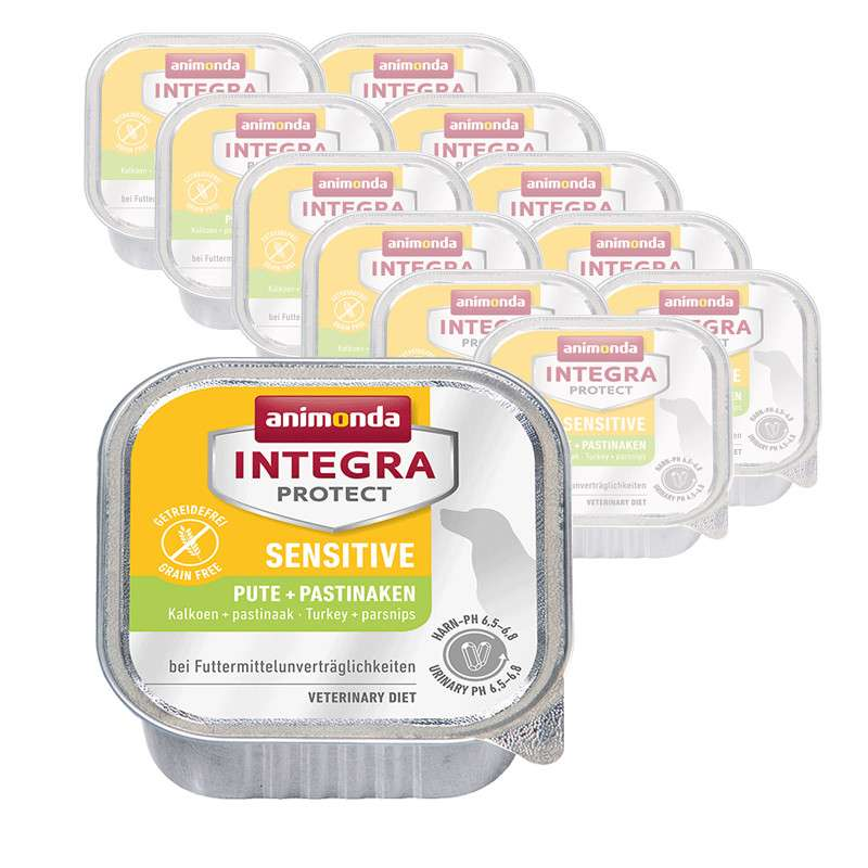 Animonda Integra Protect Sensitive Adult Dinde et Panais 150 g 4017721865388 avis