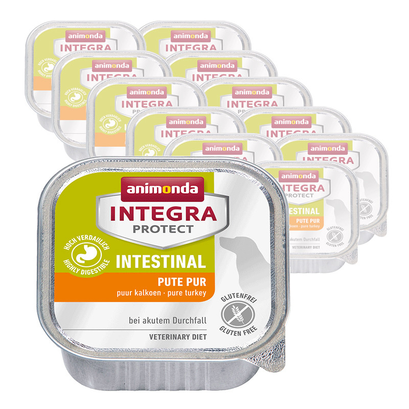 Animonda Integra Protect Intestinal Pavo Puro 150 g, 400 g