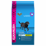 Eukanuba Mature & Senior Large Breed with Chicken 15 kg