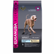 Eukanuba Adult Large Breed with Lamb & Rice 12 kg
