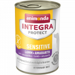 Animonda Integra Protect Sensitive Adult Lamb & Amaranth