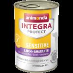 Animonda Integra Protect Sensitive Adult Lamm und Amaranth