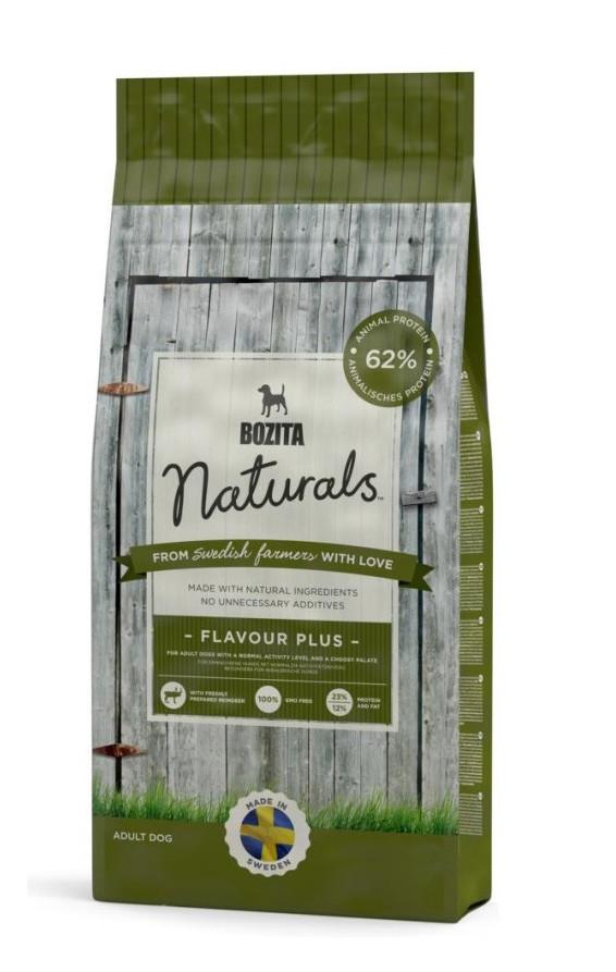 Bozita Naturals Flavour Plus 13.8 kg