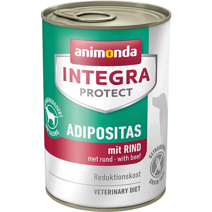 Animonda Integra Protect Obesidad Adult con Carne 400 g, 150 g