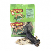 Beef Ears with Pelt 2 Pcs