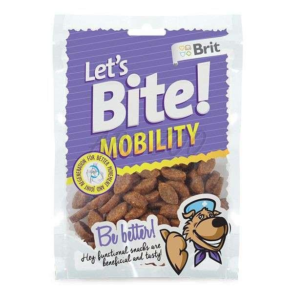 Brit Let's Bite Mobility 150 g kjøp billig med rabatt