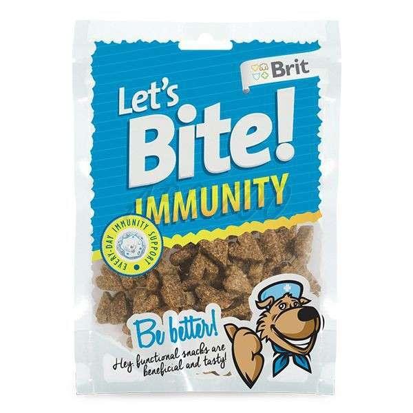 Brit Let's Bite - Immunity 150 g