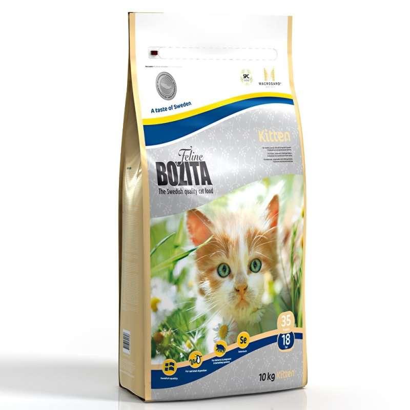 Bozita Feline Kitten 7311030301306 erfarenheter