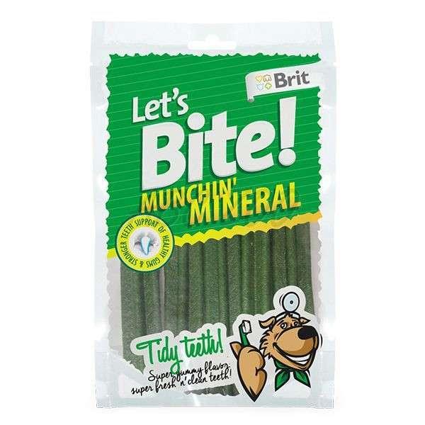 Brit Let's Bite - Munchin' Mineral 105 g