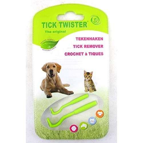 O'Tom Gancho para Garrapatas Twister  0850646000052 opiniones