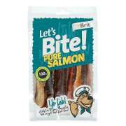 BritLet's Bite - Pure Salmon 80 g Dog food