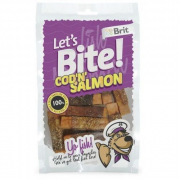 Brit Let's Bite - Cod'n'Salmon 80 g