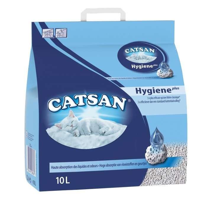 Catsan Hygiene Plus 4008429694608 erfarenheter