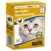 Bozita Chunks in Jelly with Extra Chicken 370 g