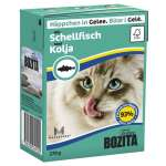 Bozita Chunks in Jelly with Haddock 370 g