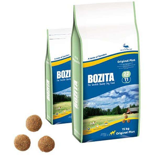 Bozita Original Plus 15 kg