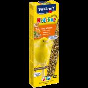 Kräcker con Miel y Sésamo 60 g