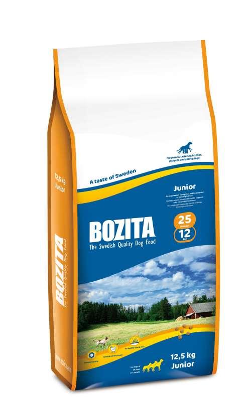 Bozita Junior 12.5 kg 7311030105423