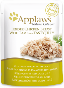 Natural Cat Food Kippenborst & Lam in Gelei 70 g