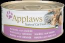 Applaws Cat Dose Makrele mit Sardinen 70 g