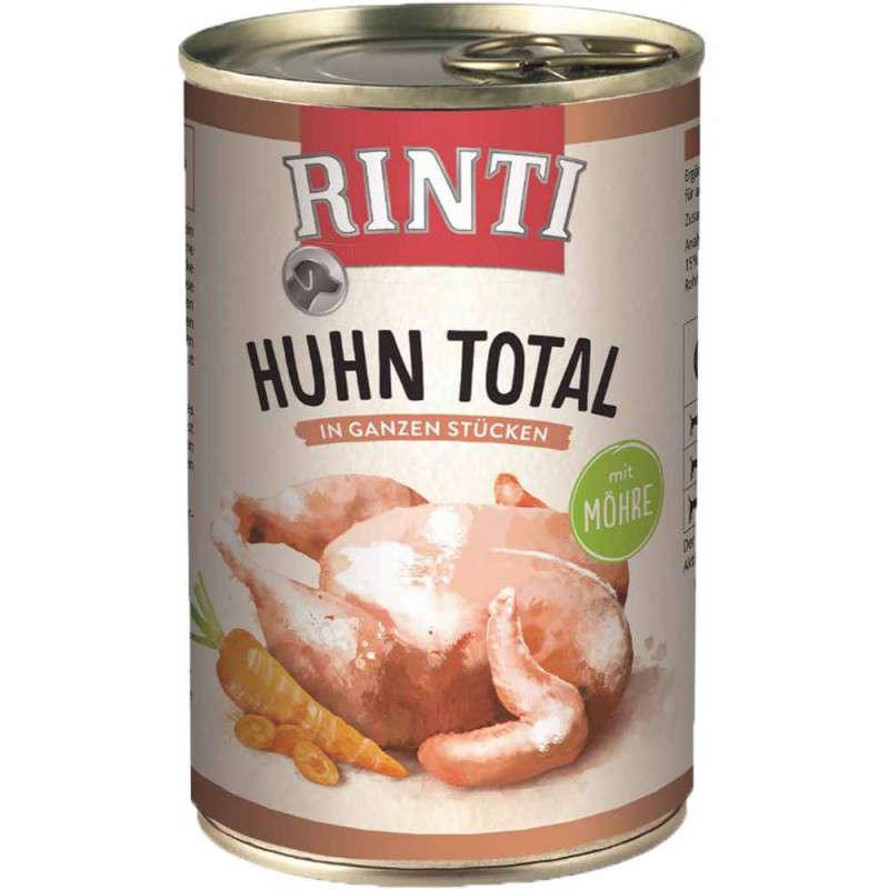 Rinti Huhn Total avec Carottes 415 g