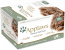 Applaws Cat Pots with Fish Selection - Multipack 8x60 g