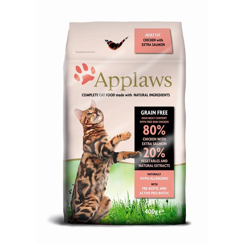 Applaws Adult – Hühnchen & Extra Lachs 6 kg, 350 g, 1.8 kg, 2 kg, 400 g, 7.5 kg Test