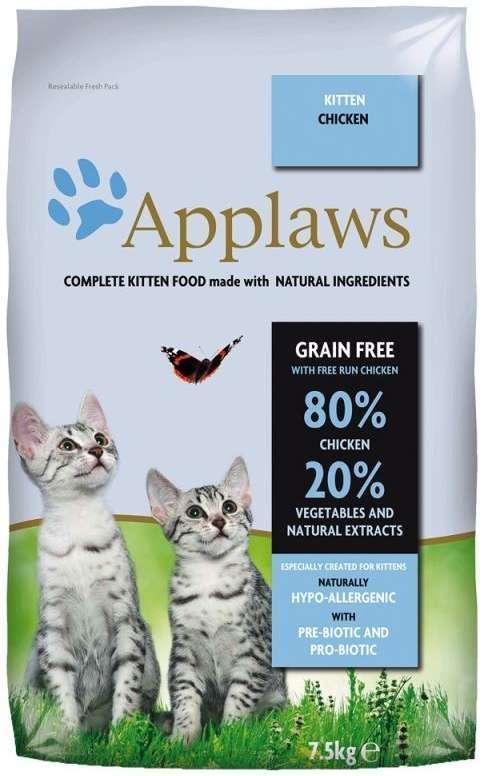 Applaws Kitten – Kyckling