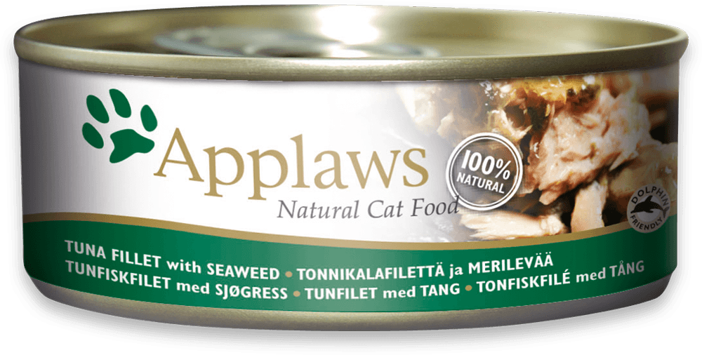 Applaws Natural Cat Food Tonnikala & Merilevä 156 g