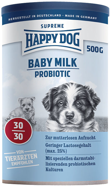 Happy Dog Supreme Baby Milk Probiotic 500 g