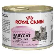 Royal Canin Feline Health Nutrition - Babycat Instinctive Ultrasoft Mousse 195 g