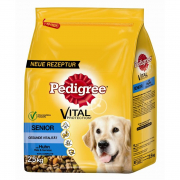 Pedigree Senior con Pollo, Arroz y Verduras 2.5 kg