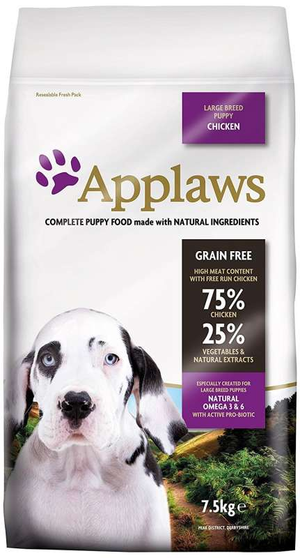 Applaws Puppy Large Breed Kip  7.5 kg