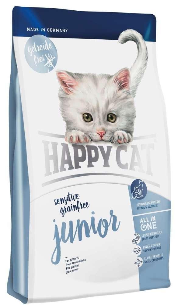 Happy Cat Sensitive Grainfree Junior 4 kg, 300 g, 1.4 kg