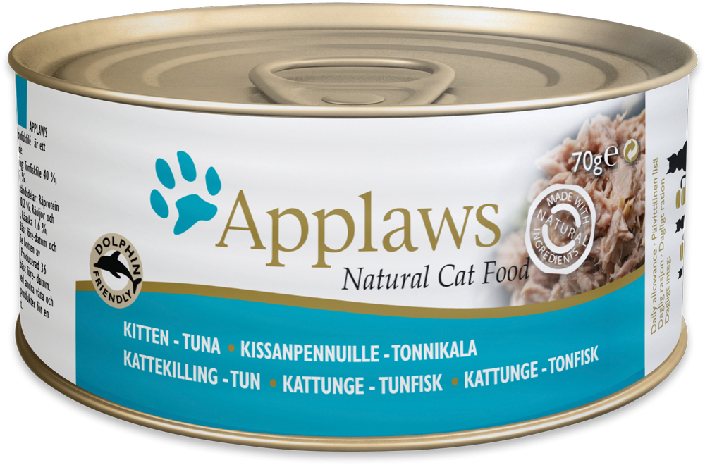 Kitten with Tuna by Applaws 70 g buy