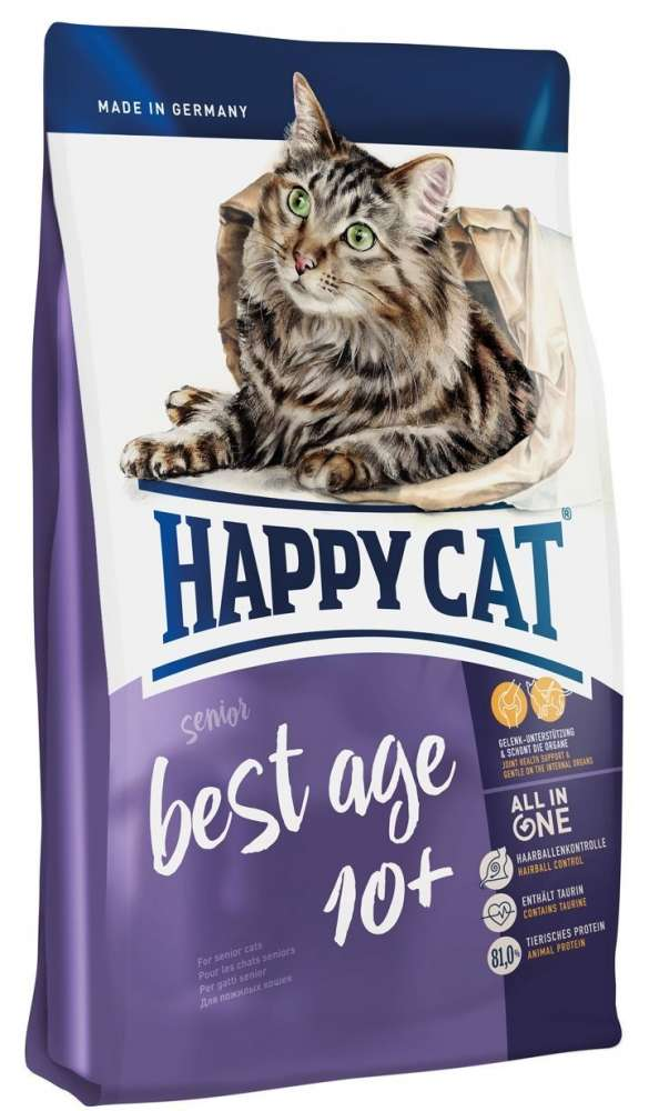 Happy Cat Supreme Best Age 10+ 1.4 kg, 300 g, 4 kg osta edullisesti