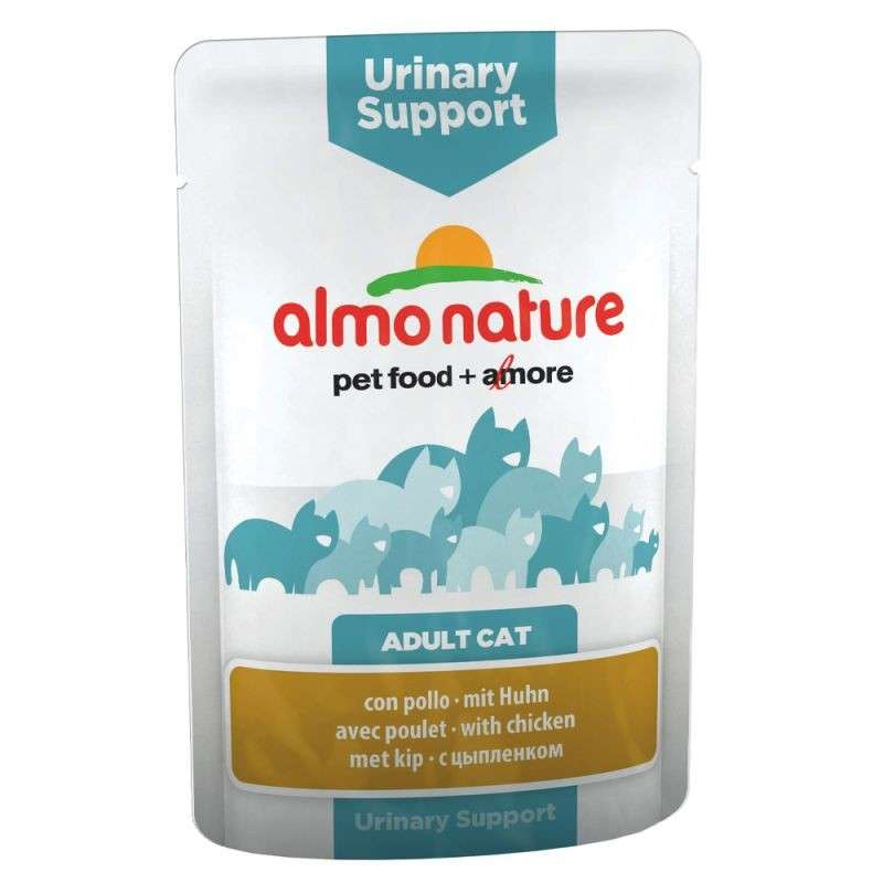 Almo Nature Urinary Support  - au poulet 70 g 8001154126594 avis