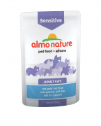 Almo Nature Sensitive - avec du poisson 70 g