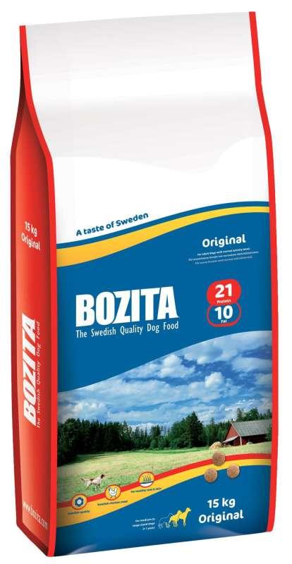 Bozita Original 15 kg 7311030104426