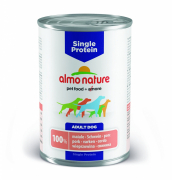 Almo Nature Single Protein Pork 400 g handle billig her
