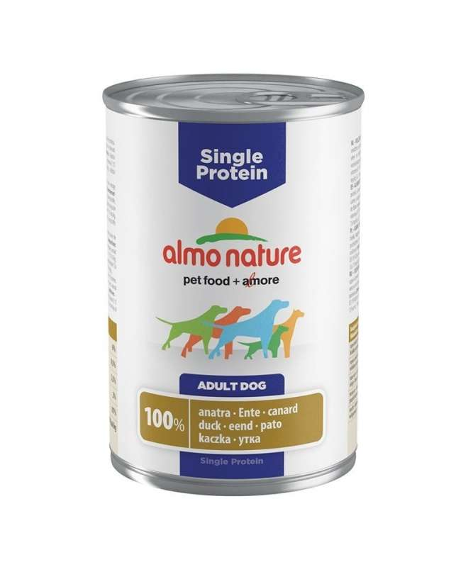 Almo Nature Single Protein Eend 400 g